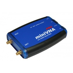 miniVNA PRO² Analyzer Bluetooth 0.1 - 230 Mhz RF measuring devices MINIVNA-PRO2-366