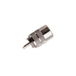 PL-259 connector Teflon 11mm (UHF male) Passion Radio UHF CRT-PL259-11MM-375
