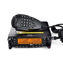 Mobile FM Bi-bande 50W TH-7800 + RX AM Aviation