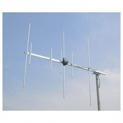 Yagi directional antenna 144/430 MHz 7.5 / 9.3 dBi Diamond Antenna VHF-UHF DIAMOND-A1430S7-398