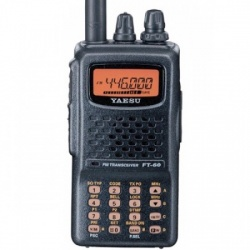 YAESU FT-60E VHF-UHF 2m/70cm FM + scanner + Air Band