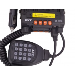 The mobile unit  QYT mini KT-8900 ( new version v2 )  is an