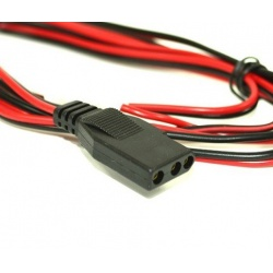 Power cable CB Midland 3-pins