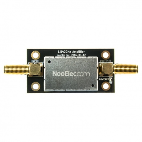 LNA & SAW filter for Inmarsat and Outernet Nooelec SAT Accessory NOOELEC-100722-OUTERNET-467