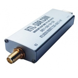 Dongle RTL-SDR.com V3 TCXO + SMA  + Bias-T + Case