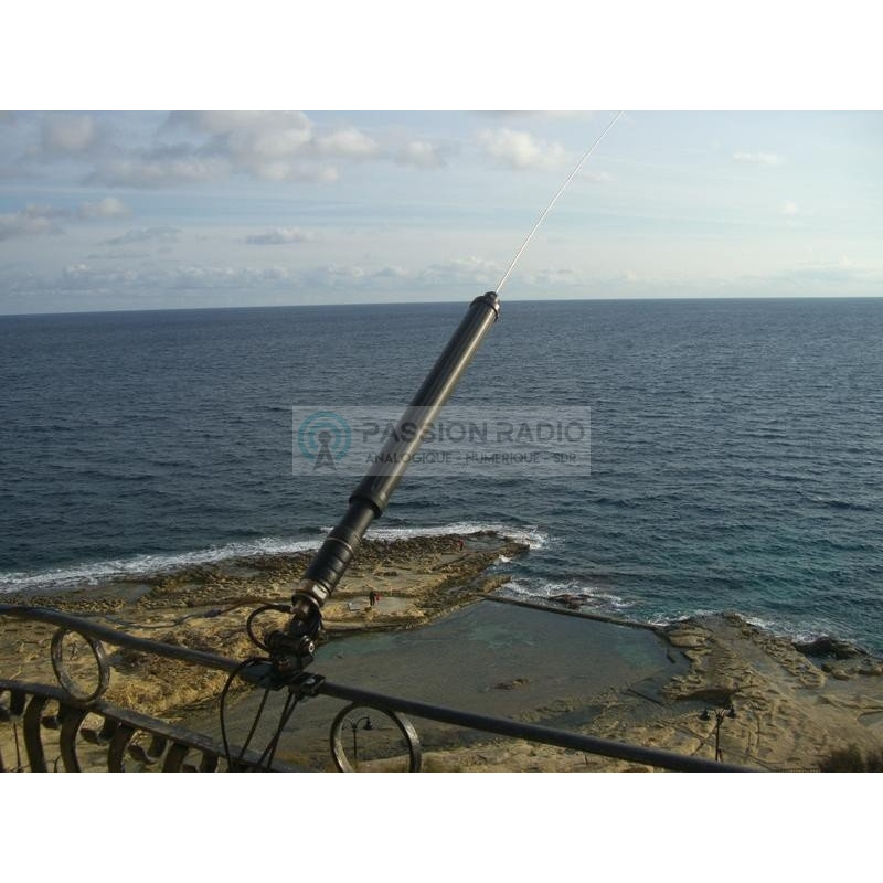 Multi Band Motorized Antenna 7 To 430mhz Yaesu Atas 120