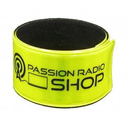 Blue polo shirt Passion Radio Shop