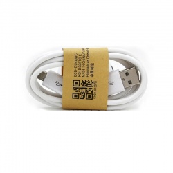 Micro-USB power cable black or white Passion Radio Power supply CABLE-MICRO-USB-BLANC-0451