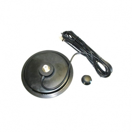 Magnetic mount 145mm with cable PL259 CRT France Accessories CRT-EMBASE-MAG-180-539