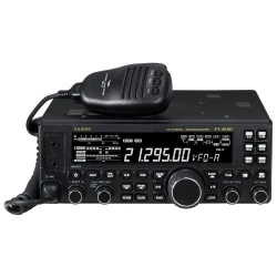 Yaesu FT-450D HF+50Mhz 100W with integrated automatic coupler