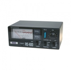 SWR-Power meter 1.8 - 525Mhz 400W MAAS RS-600