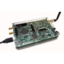 Clear Acrylic Case for HackRF One by GSG