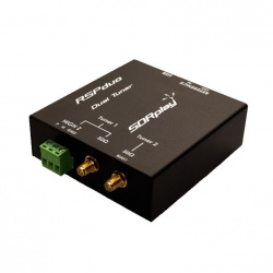 SDRPlay RSPduo 1KHz to 2GHz Double Tuner 14 Bit