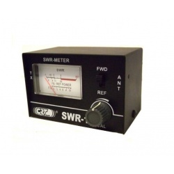 SWR & Power Meter 26-30Mhz CRT CRT France SWR-Power meter CRT-SWR1-605