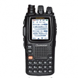 Handheld Wouxun KG-UV9D Plus 144/430Mhz 7 Bands RX + Transponder