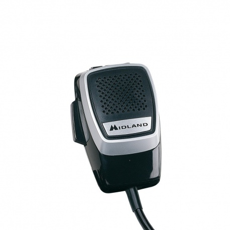 "Hand microphone Midland CB ""Precision Series"" Midland France Accessories for car MIDLAND-MIKE-MULITI-658"