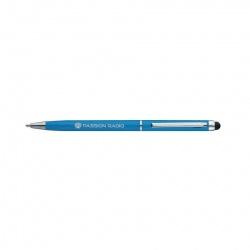 This Passion Radio touch screen pen is made of ABS and
