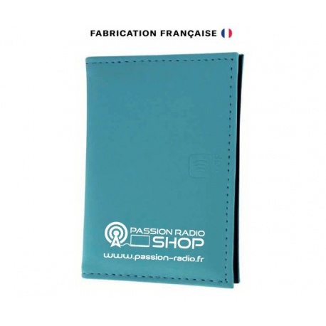 Stop RFID Card Holder Passion Radio Passion Radio Goodies GOODIES-CARTE-660