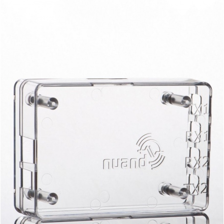 Nuand case for bladeRF 2.0 micro Nuand SDR accessory NUAND-BOITIER-BRFM-666