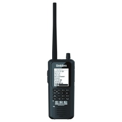 The new Uniden portable receiver UBCD-3600-XLT is a scanner