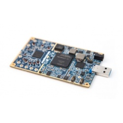 LimeSDR RX & TX 0.1MHz - 3.8GHz Full-Duplex 2x2 MIMO Lime Microsystems SDR transceivers CROWD-LIMESDR-671
