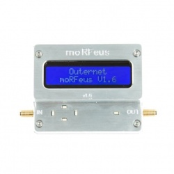 MoRFeus Signal Generator + RF Converter from 30Mhz to 6Ghz Crowd Supply RF measuring devices CROWD-MORFEUS-679
