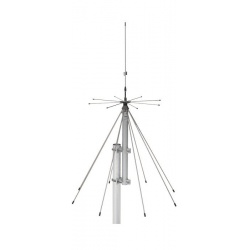 Discone antenna 100-2000 Mhz SIRIO SD 2000 N Sirio Wide-band CRT-SIRIO-SD-2000N-696