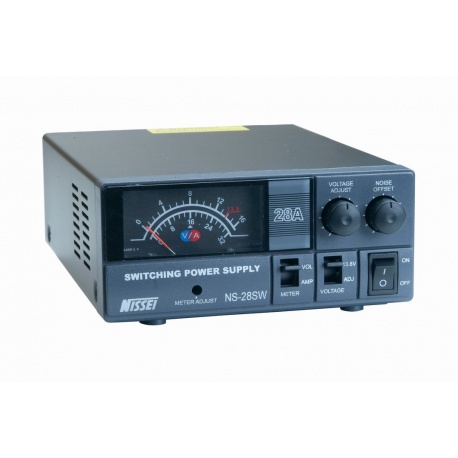Compact power supply NISSEI NS-28SW 28A