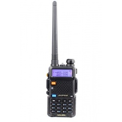 Transceiver walkie-talkie type,  genuine Baofeng UV-5R  is a