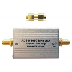 LNA for ADS-B & SAW filter for 1090 Mhz