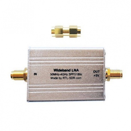 LNA Wide Band 50-4000Mhz RTL-SDR