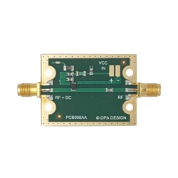 BIAS-TEE for QO-100 or LNA 30MHz to 4GHz F1OPA OPA Design Satellite & QO-100 QO100-OPA-BIAS-T1-760