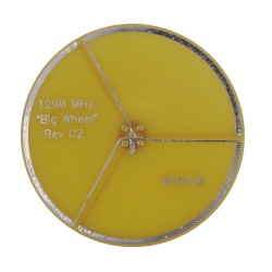 Big Wheel antenna 1290 MHz 2dBi
