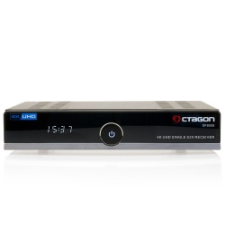 Octagon SF8008 4K UHD DVB-S2 Linux Satellite Receiver