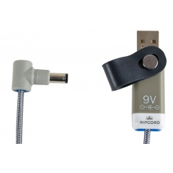 USB power cable 5V 9V or 12V Ripcord