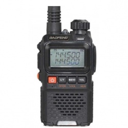 The Baofeng  UV-3R+ PLUS  (4th edition) is the new version