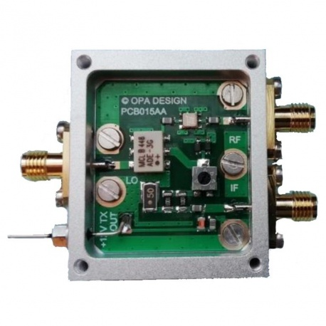 UpConverter 144 / 432Mhz to 2.4Ghz for QO-100 F1OPA OPA Design SAT Accessory QO100-F1OPA-UPCONVERTER-803