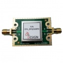 2.4 Ghz SAW Bandpass filter for QO100