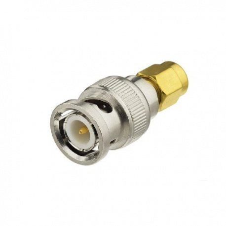 RF Adapter SMA Male BNC Male Passion Radio SMA ADAPT-SMA-M-BNC-M-839