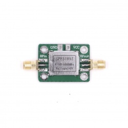 LNA preamp 50-4000 Mhz with SPF5189Z