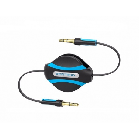 Flat Audio Jack 3.5mm Stereo Cable Retractable Vention Vention Audio VENTION-AUDIO-BEABF-849