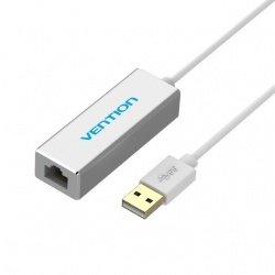 RJ45 Ethernet Adapter Cable - USB 2.0 Vention USB CABLE-RJ45-VENTION-CEEIB-860