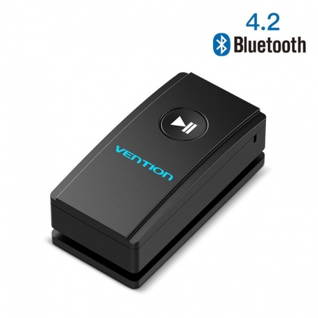 Bluetooth 4.2 receiver transmitter for wired headphones