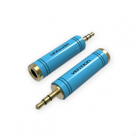 Audio adapter Jack 6.5mm to 3.5mm Vention Audio ADAPT-VENTION-VABS04-AUDIO1-866