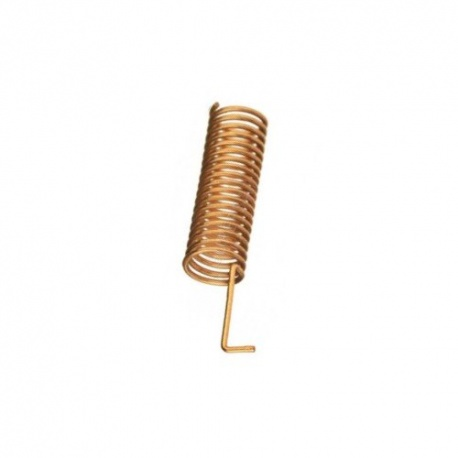 868 Mhz Helical Antenna for LoRa SigFox Zigbee Passion Radio ISM 433-868 Mhz ANT-868-ADAPT-878