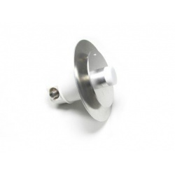 DuoBand-Feed 2.4 & 10 GHz Antenna with LNB for QO-100