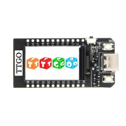 TTGO ESP32 DEV Board Arduino WIFI bluetooth