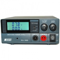 Compact digital power supply NISSEI NS-30D 30A