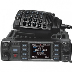 Anytone AT-D578UV Mobile 144-430Mhz VFO (GPS & Bluetooth)