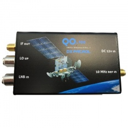 Pack LNB PLL + External Reference + BIAS-T for QO 100 DX Patrol Satellite & QO-100 QO100-DXPATROL-CONVERTER2-922